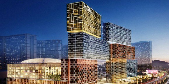 MGM Cotai MGM China Q4 Revenues