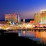 Fitch Ratings Macau gross gaming revenue