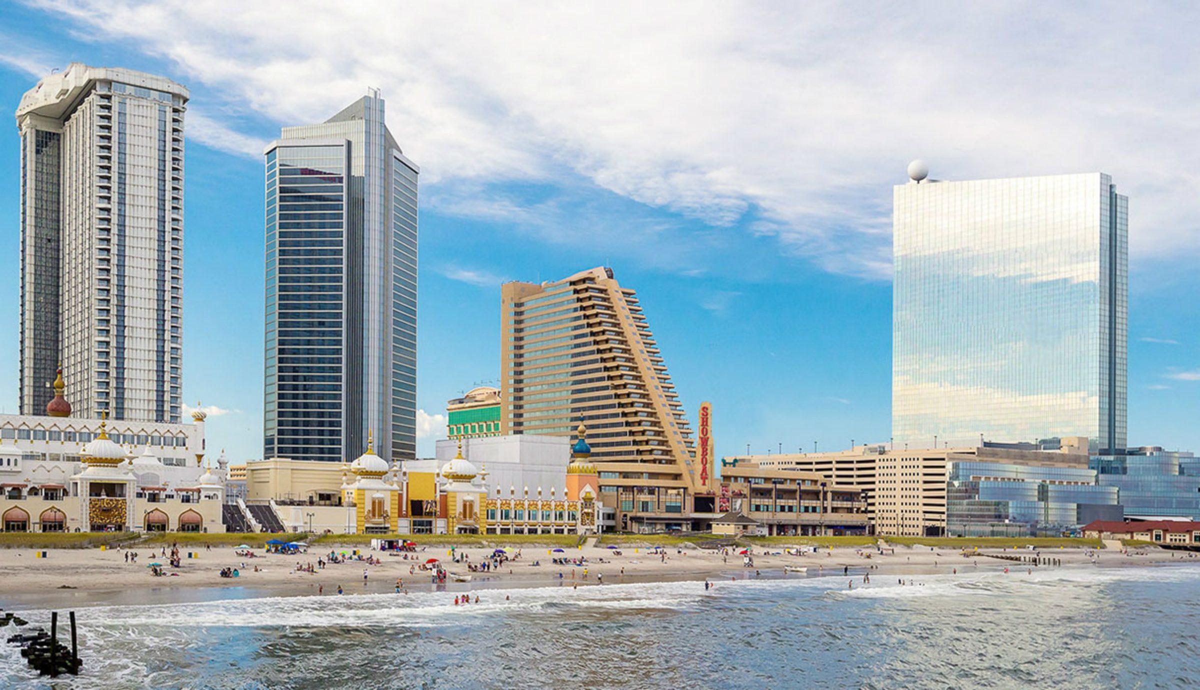 Showboat Atlantic City casino hotel