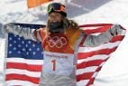 Chloe Kim snowboarding Olympics odds