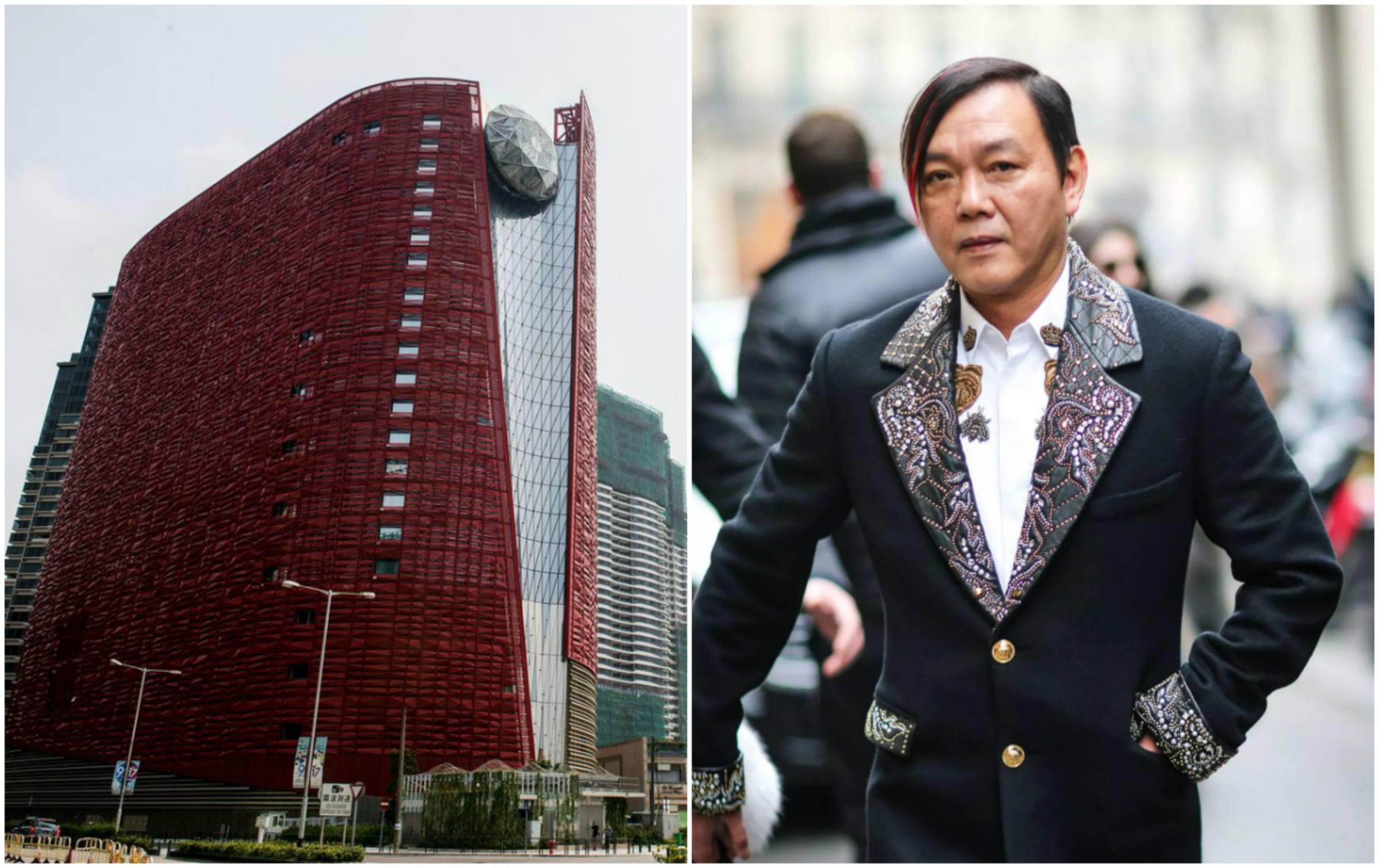 The 13 Macau Stephen Hung