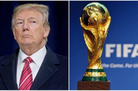 2026 World Cup host Donald Trump