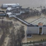 Horseshoe Southern Indiana Riverboat Casino Shut Down Due to Road Flooding, State Losing $255,000 a Day in Taxes