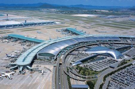 Incheon airport casino resort