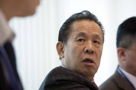Kazuo Okada and Universal Entertainment