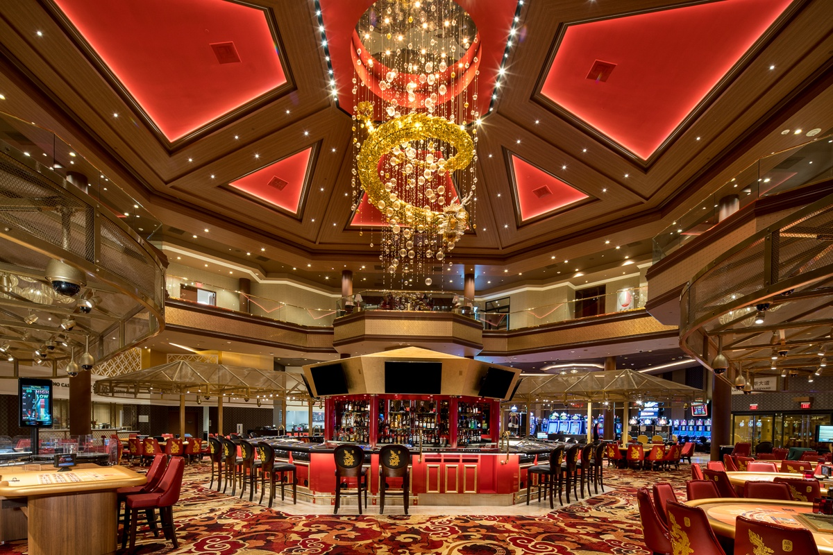 Lucky Dragon bankruptcy