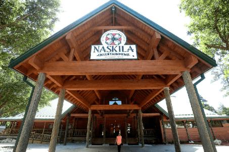 Alabama-Coushatta Tribe's Naskila Gaming
