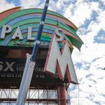 Palms Marquee Signage Comes Down in $485 Million Revamp