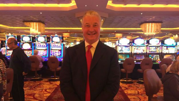 Parx Casino CEO Anthony Ricci wants to contain Philadelphia online gaming market