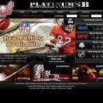 Platinum Sports Book