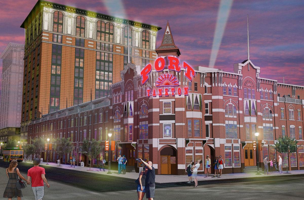 Port Yankton casino proposal, South Dakota
