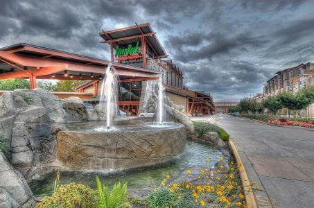 River Rock Casino, British Columbia