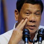 Philippine president Rodrigo Duterte orders freeze on new casino licenses.