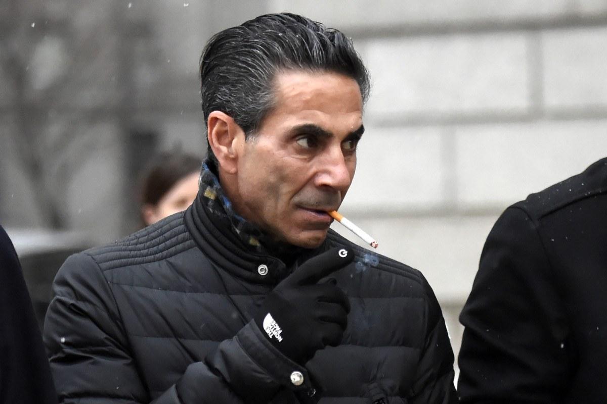 """""""Skinny"""" Joey Merlino trial"""