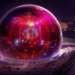Futuristic Las Vegas Concert Venue MSG Sphere Waits for FAA Clearance for 2020 Takeoff