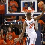 Virginia College Basketball