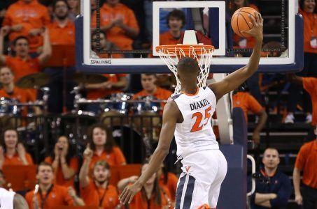 Virginia College Basketball