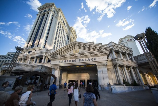resort fees Caesars Palace Las Vegas