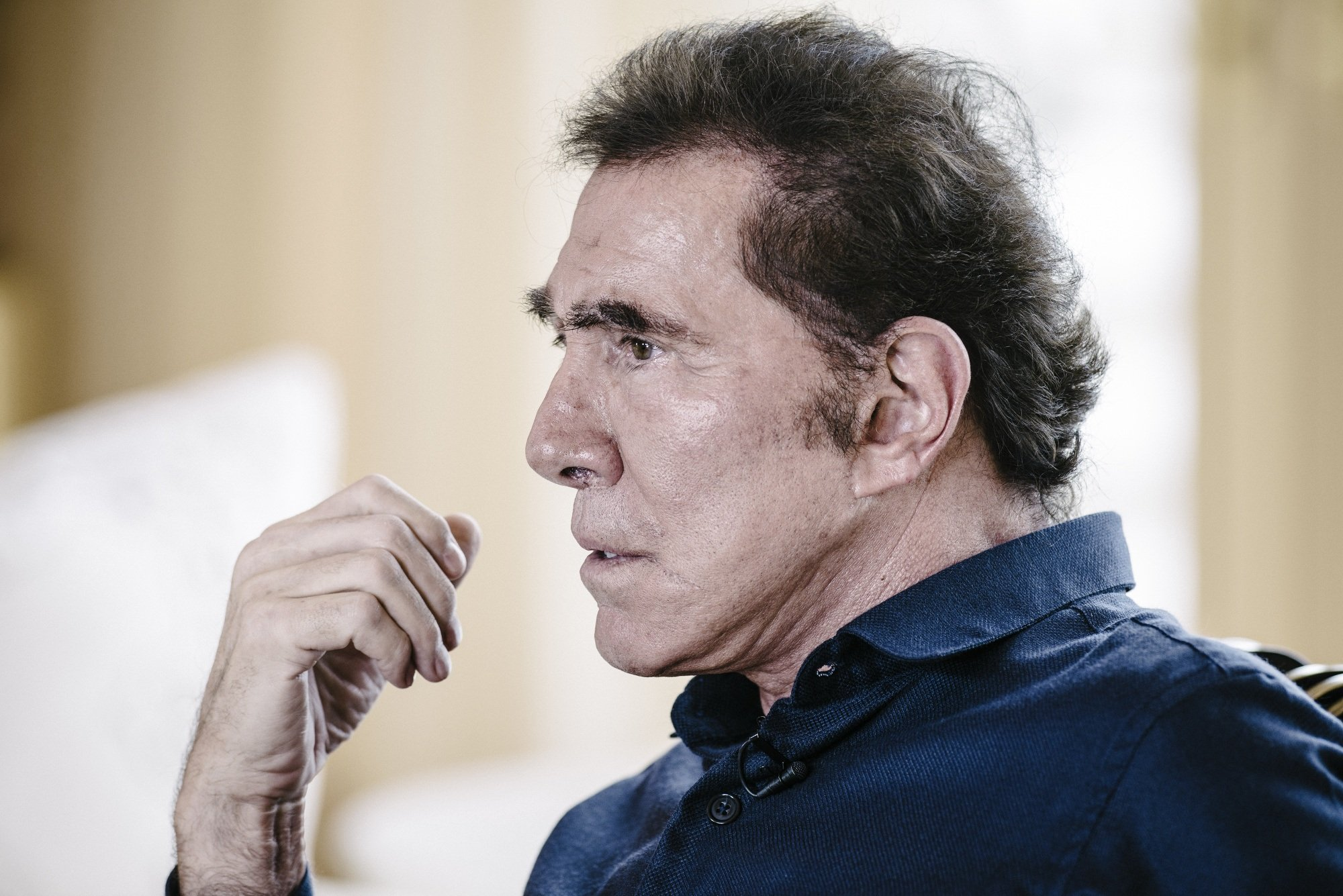 Steve Wynn accused of rape