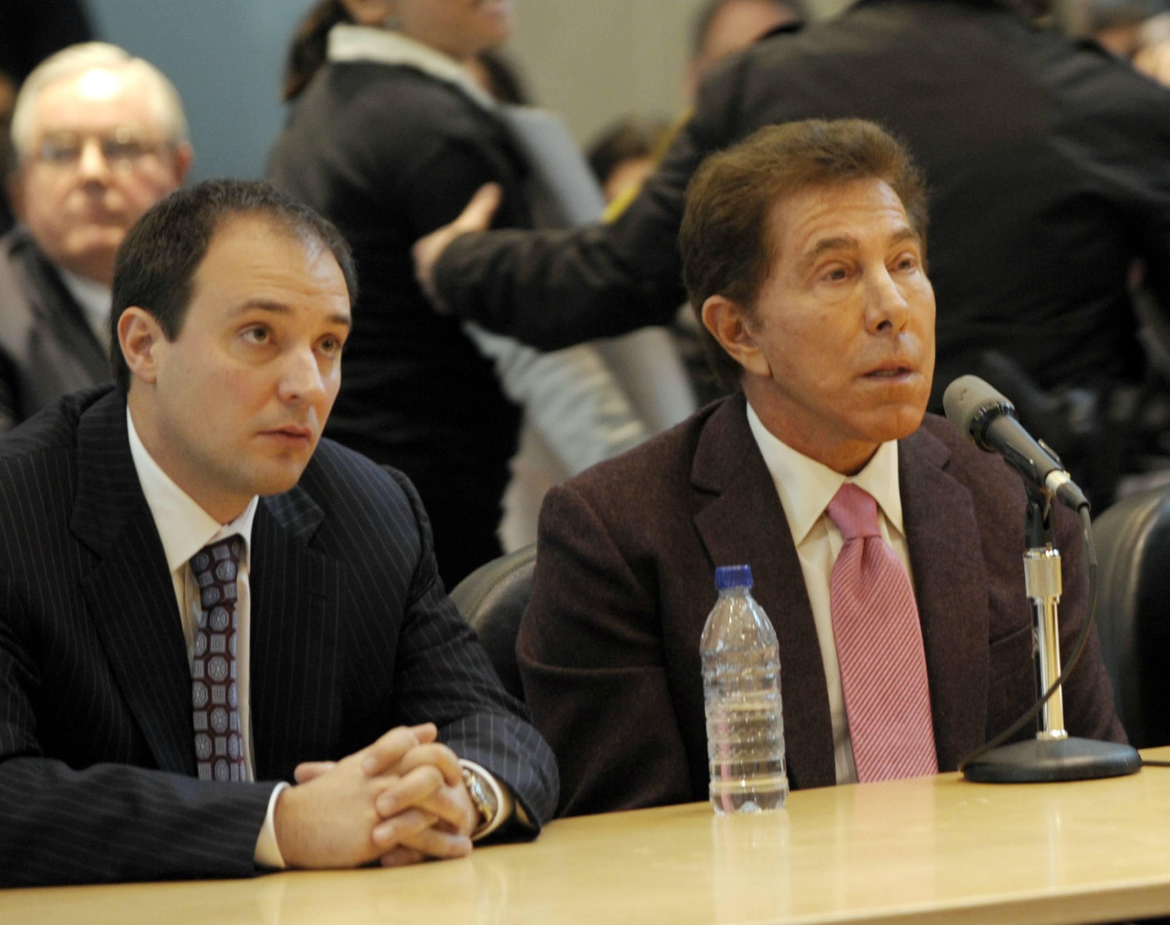 Wynn Resorts Matt Maddox CEO