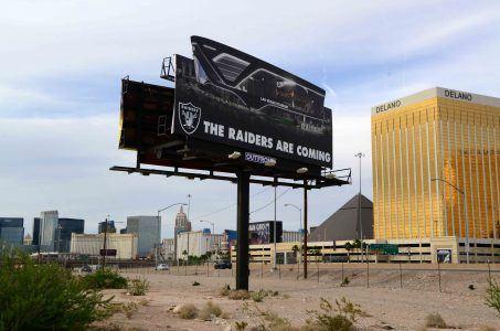 Las Vegas Raiders stadium cost