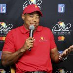 Tiger Woods Says 'Gamble-oholics' Make Him Las Vegas Masters Favorite