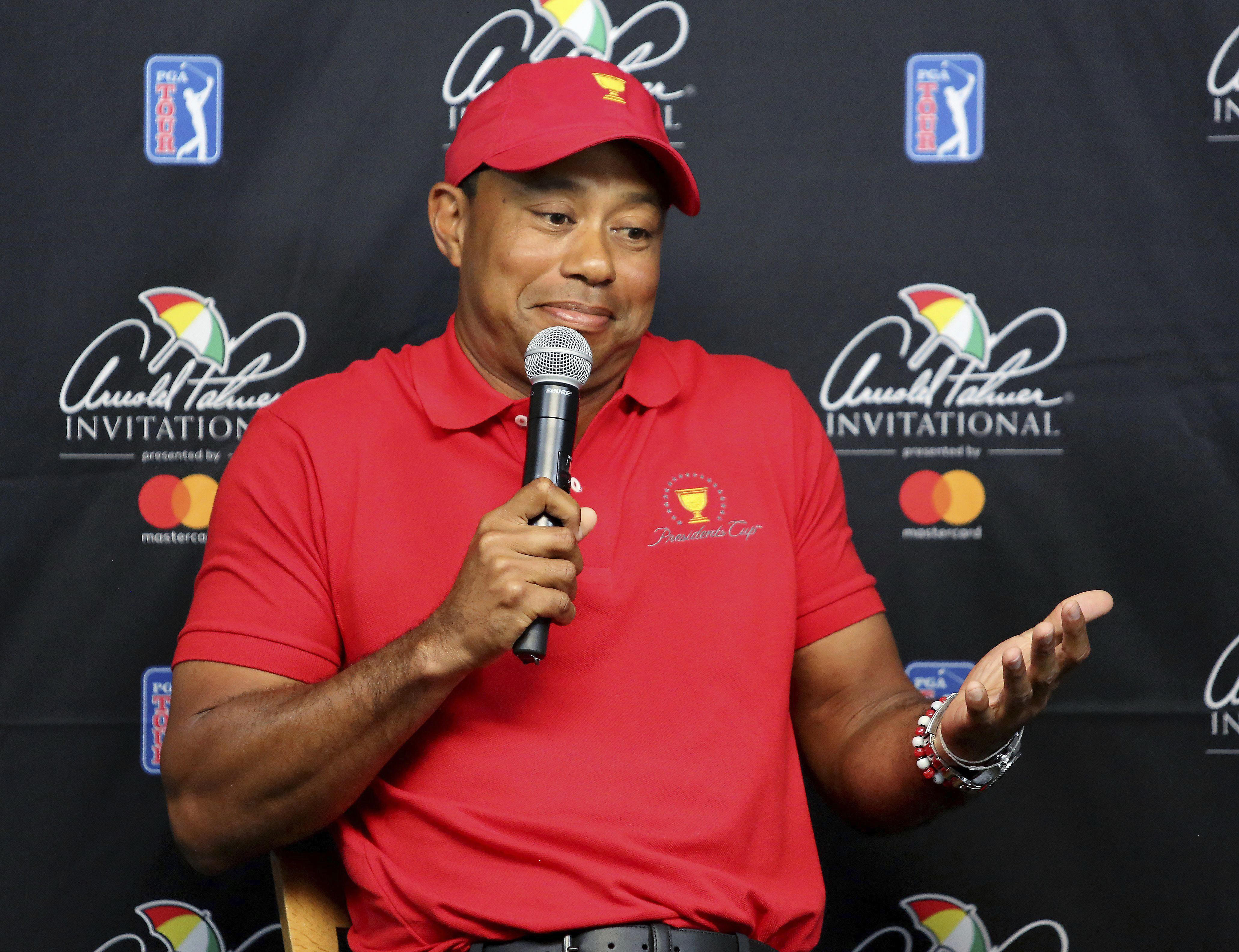 Tiger Woods Masters odds golf