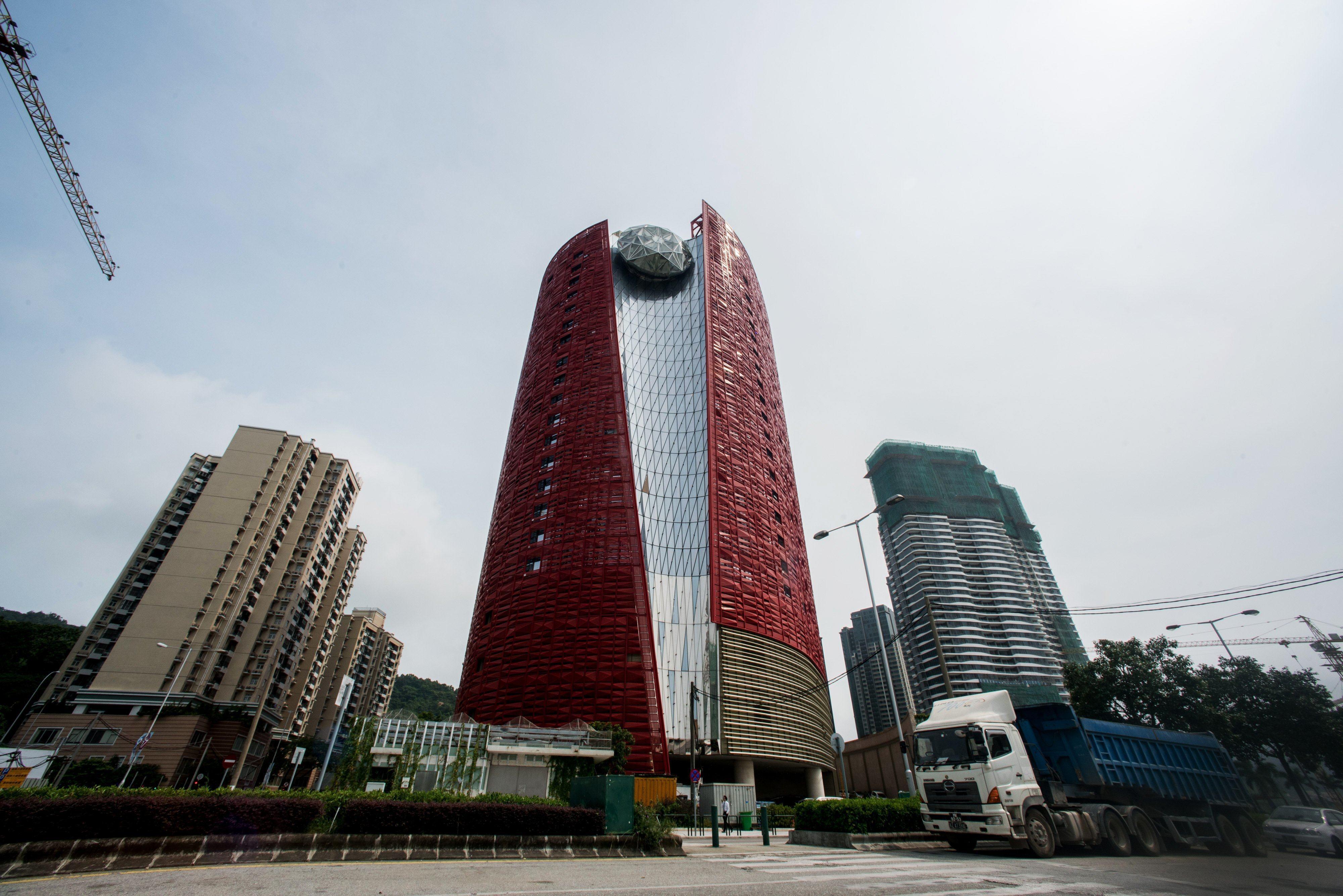 The 13 Macau casino resort