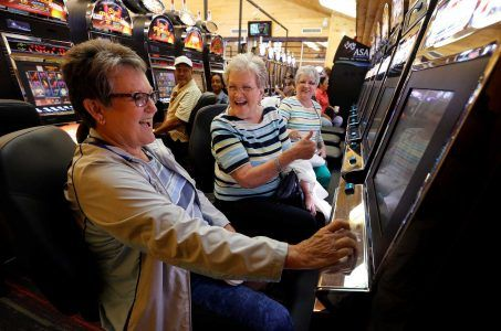 Alabama- Coushatta bingo battle