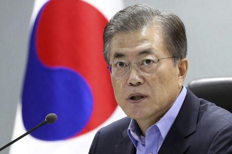 South Korean President Moon Jae-in fires Kangwon Land Casino employees
