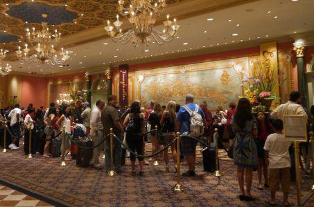 resort fee Las Vegas Venetian Palazzo