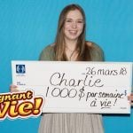Beginner's Luck: 18-Year-Old Wins $1K a Week for Life, Internet Gambler Wins $194K