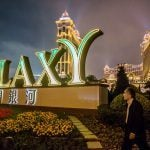 Galaxy Entertainment Macau workers
