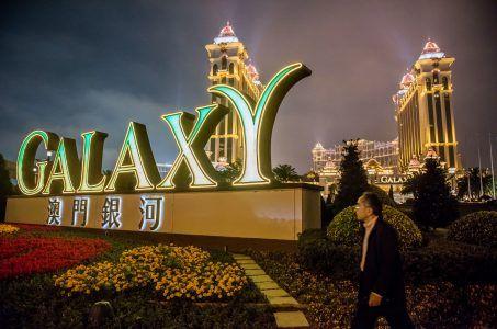 Galaxy Entertainment Macau workers