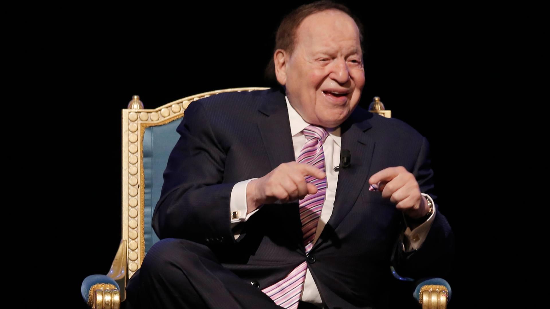 Sands Bethlehem Sheldon Adelson