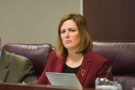Nevada Gaming Review Board Chairwoman Becky Harris