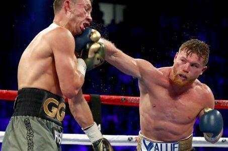 Canelo Alvarez boxing odds GGG