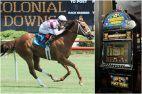 horse racing historical betting Virginia