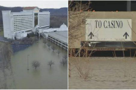 Caesars Indiana casino riverboat