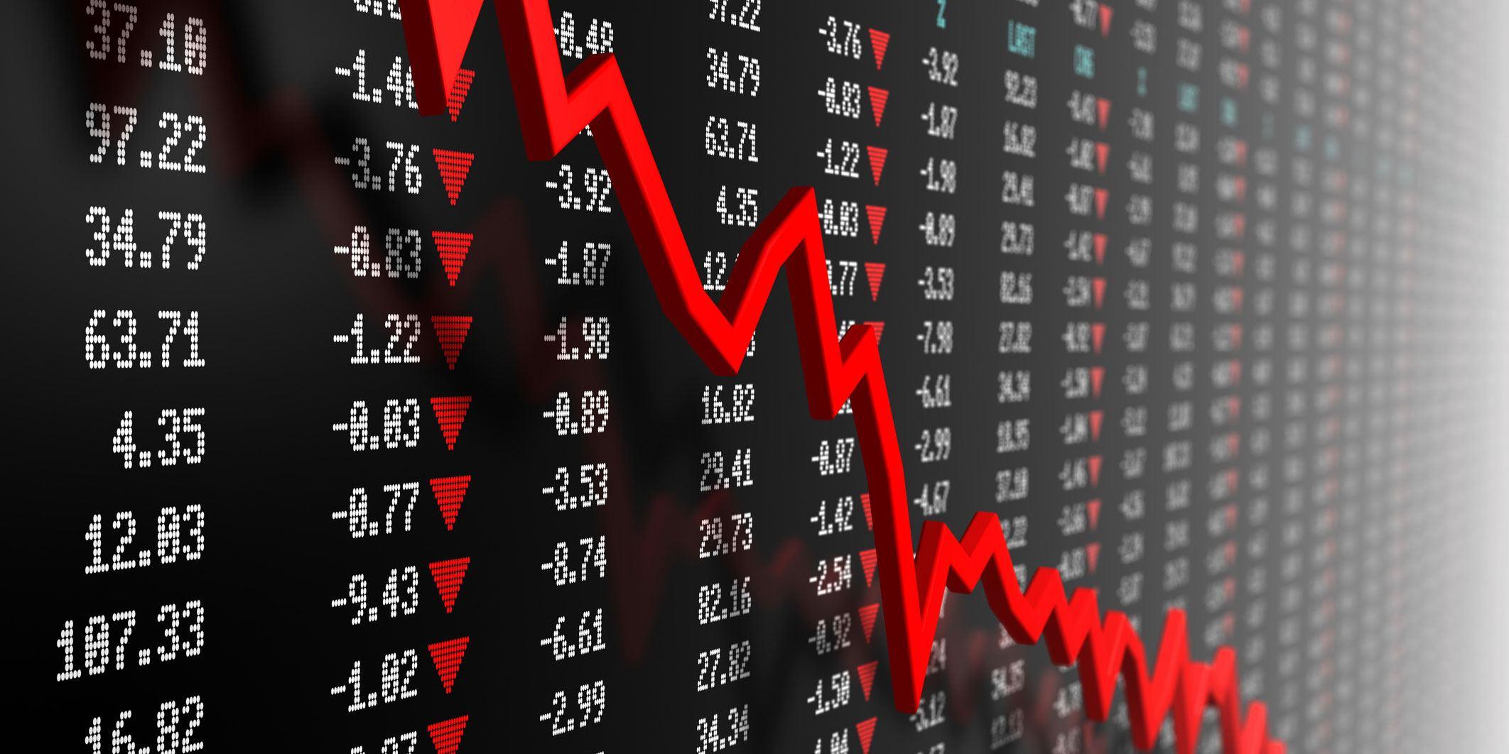 Sportech shares crash
