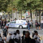 Crown Casino Melbourne bomb scare