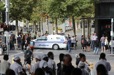 Crown Casino Melbourne bomb scare