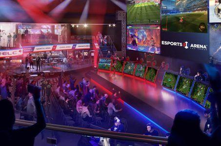 The Esports Arena Las Vegas