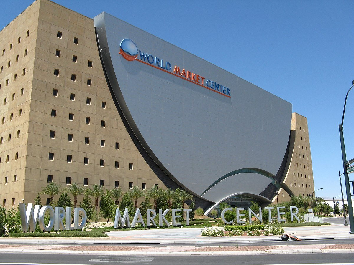 76 Million Expo Center Planned For Downtown Las Vegas