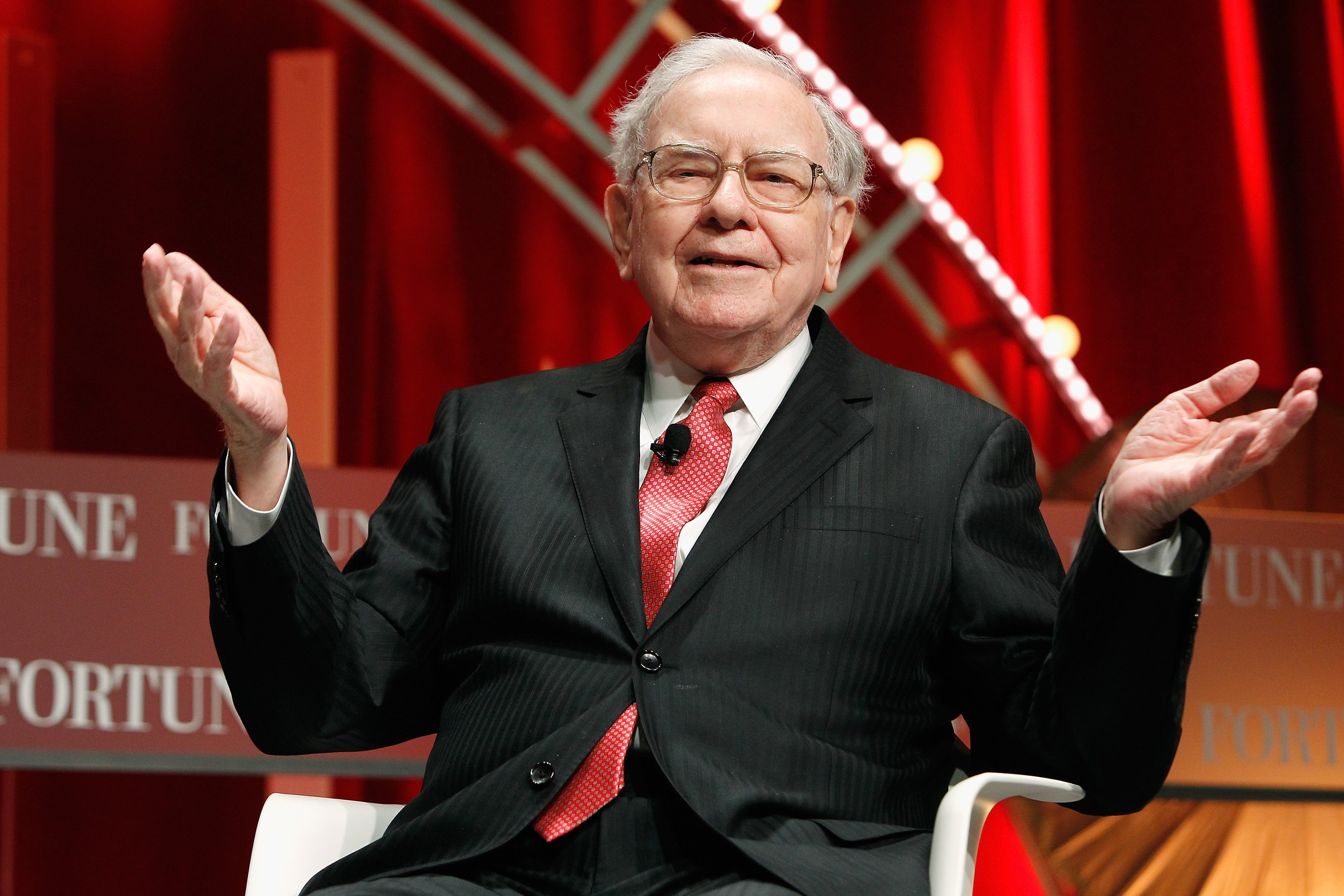 Warren Buffett March Madness odds
