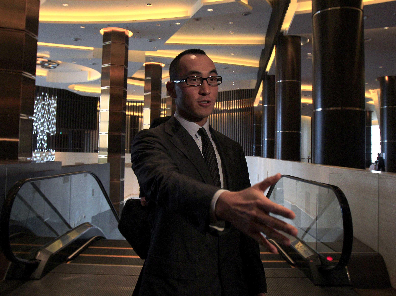 Lawrence Ho Melco Japan casino