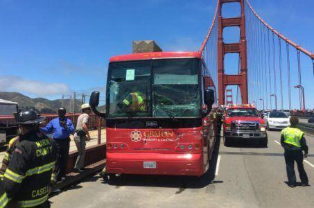 casino bus DUI Graton California