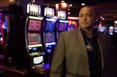 Governor of the Pojoaque Pueblo, Joseph Talachy