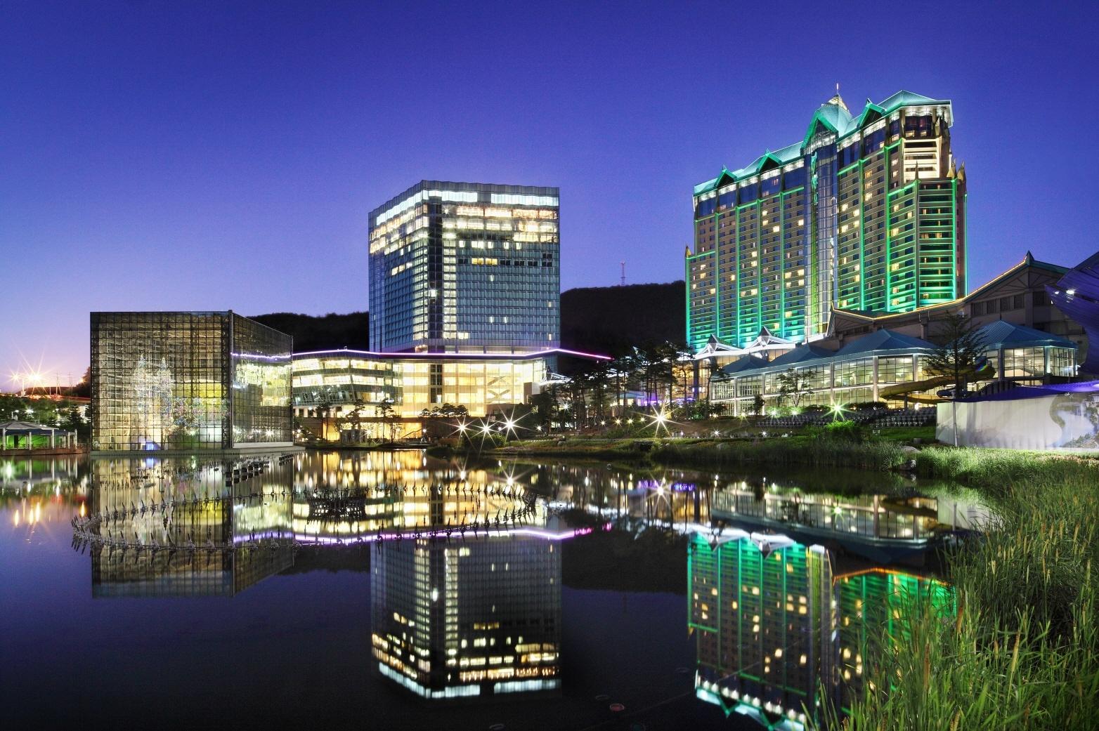Kangown Land, South Korea, admits corruption