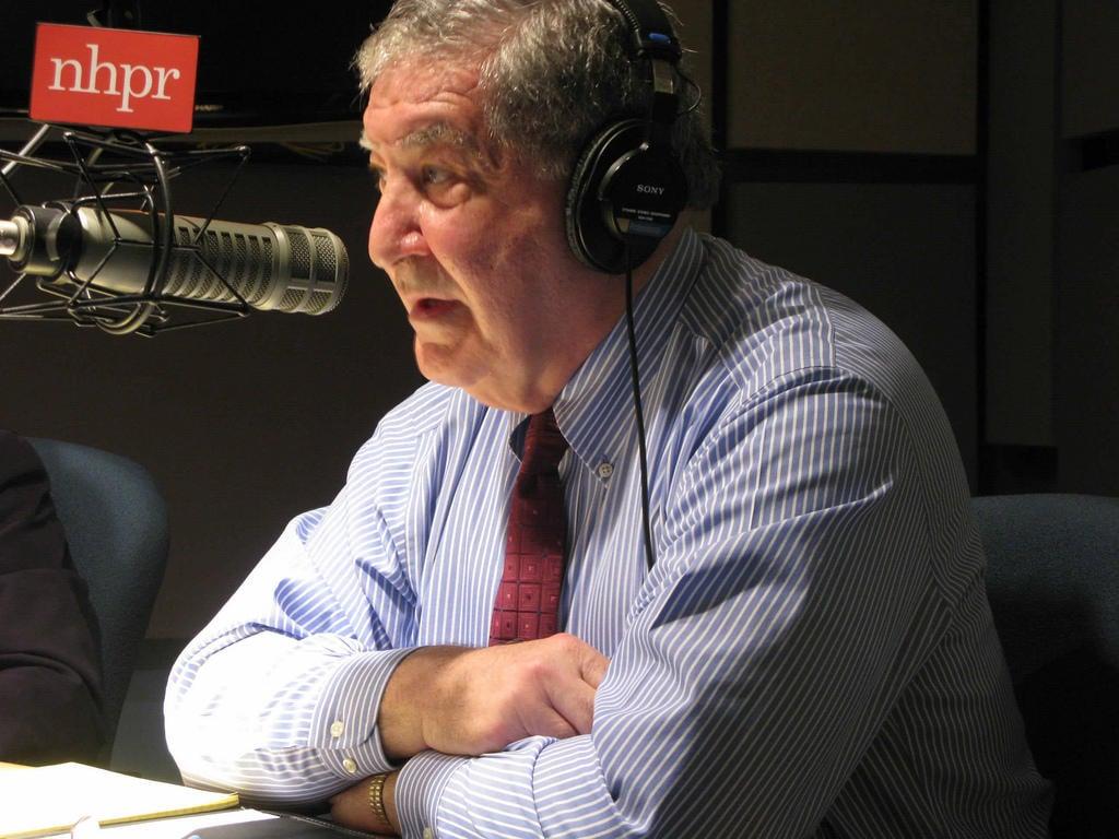 New Hampshire State Senator Lou D'Allesandro